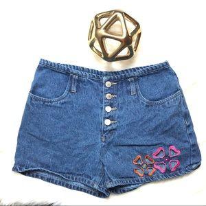 Rampage Women's Short Jeans Size 28 (7/8)
